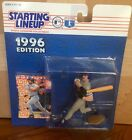 1996 Mike Piazza Los Angeles Dodgers Starting Lineup in pkg w/ Baseball Card