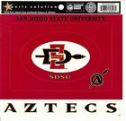 San Diego State University Scrapbooking Sticker FRAMES