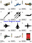 AIRPLANES PLANES V24x4 LD MACHINE EMBROIDERY DESIGNS