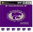 Kansas State University Scrapbooking Stickers FRAMES