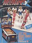 1990 WILLIAMS ROLLERGAMES PINBALL FLYER MINT
