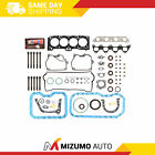 Full Gasket Set Head Bolts Fit 93 97 Toyota Corolla Celica Geo Prizm 18L 7AFE