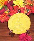 Fiesta Ware Dancing Lady Trivet SUNFLOWER   #1Quality