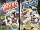 1999 Topps Hobby Factory Sealed 2Box Lot (Series 1 & 2)