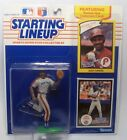 1990  JUAN SAMUEL - Starting Lineup - SLU - Sports Figurine -PHILADELPHIA PHILS