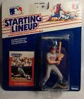 1988  KEN OBERKFELL - Starting Lineup - SLU - Sports Figurine - ATLANTA BRAVES