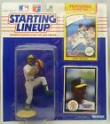 1990  DAVE STEWART - Starting Lineup - SLU - Sports Figurine - OAKLAND ATHLETICS