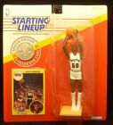 1991 DAVID ROBINSON - Starting Lineup -SLU -Sports Figurine - SAN ANTONIO SPURS