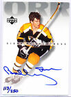 2000-01 UD SIGNS OF GREATNESS BOBBY ORR AUTO 250