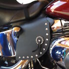 Harley Softail Motorcycle Saddle Heat Shield Deflector Extra Long STUDS