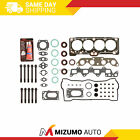Head Gasket Bolts Set Fit 90 93 Geo Prizm Toyota Corolla Celica 16 DOHC 4AFE