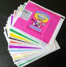 1985-88 GARBAGE PAIL KIDS WRAPPER SET 1ST - 15TH SERIES OS 15 WRAPPERS EX
