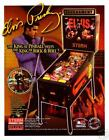 STERN ELVIS pinball eprom rom upgrade chip set