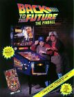 Data East Back To The Future pinball eprom cpu upgrade set