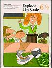 Explode the Code Book 6 1 2 Essential Lessons for Phonics Mastery NEW