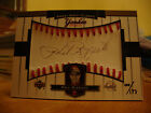2003 Upper Deck Sweet Spot Classic Autograph of Phil Rizzuto