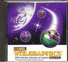 Corel Web.Graphics Suite HTML Multimedia Tools Authoring Animation  Windows(PC)