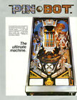 Williams pinbot sound speech Pinball chip set l-1 system 11