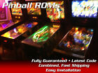 Williams Police Force CPU ROM Set L-4 Upgrade Pinball