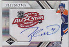 Taylor Hall 2010 Panini Phenoms RC Auto All Star Patch # 299 Oilers FREE SHIP