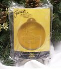 Fiesta Ware MARIGOLD  75th Anniversary Ornament NEW IN BOX 2011
