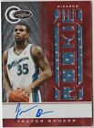 2010-11 Totally Certified Red Autographs #179 Trevor Booker 29 99