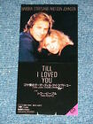 BARBRA STREISAND DON JOHNSON Japan 1988 Tall 3
