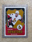 10-11 OPC O-PEE-CHEE Base Retro Blank Back Parallel ERIK KARLSSON