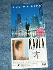 KARLA BONOFF Japan Only 1990 Tall 3