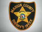 MARION COUNTY, FLORIDA SHERIFF'S OFFICE PATCH