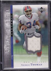 Thurman Thomas Cards, Rookie Cards and Autographed Memorabilia Guide 8