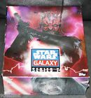 2012 STAR WARS GALAXY SERIES 7 24PK SEALED RETAIL BOX SKETCHES PLATES FOILS