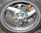 2003  DUCATI MONSTER M600 M620 IE REAR WHEEL AND SPROCKET