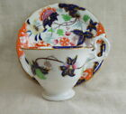 Copeland & Garret Coffee Cup & Saucer Hand Painted & Transfer Printed Design