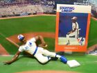 1988 TIM RAINES - Starting Lineup - SLU - Loose with Card - MONTREAL EXPOS
