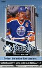 2011-12 Upper Deck O Pee Chee (OPC) Hockey Hobby Box