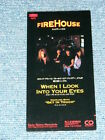 FIREHOUSE Japan 1992 NM Tall 3