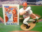 2000  MARK McGWIRE - Starting Lineup - SLU - Loose With Card - S. L. CARDINALS