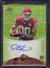 10 Hottest 2011 Topps Prime Football Rookie Autograph Variations 16
