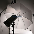 33 inch 83cm Photo Studio Flash Diffuser Translucent White Soft Umbrella