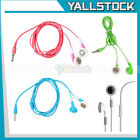 4 Color Earphone Headset for iPhone 3G 3GS 4G 4S