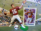 2000  JAKE PLUMMER - Starting Lineup -SLU - Loose With Card - Phoenix Cardinals