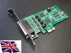 4 Ports RS422 RS485 x4 Combo PCI Express Card 16C1052