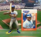 1988  PEDRO GUERRERO - Starting Lineup - SLU - Loose With Card - L.A. DODGERS
