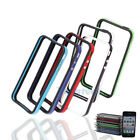 6Pcs Courlorful TPU Hard Protection of Frame Bumper Case Cover for iPhone 4 4S