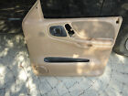 Passenger Front Door Panel Suede & Door Handle 98 Dodge Durango SLT 4x4 5.9 OEM