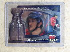 08-09 UD Black Diamond Run For The Cup Alex #CUP42 ALEXANDER OVECHKIN 100
