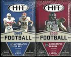 2009 Sage Hit Low Series Football Checklist 6