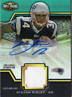 Stevan Ridley 2011 Topps Triple Threads RC Auto Jersey #48 50 Patriots FREE SHIP