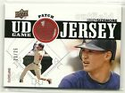 2010 UD Upper Deck Grady Sizemore Game Used Jersey Patch Card #ed 20 25